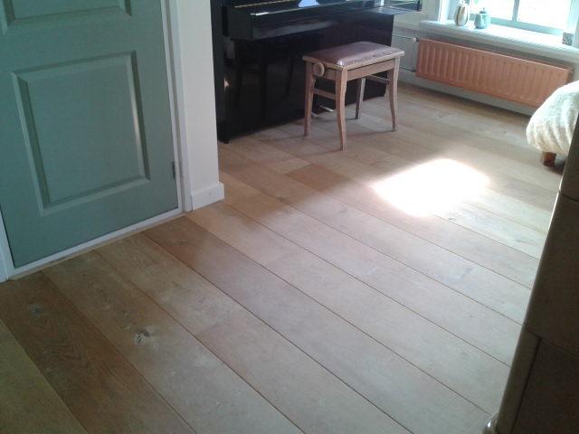 Houten vloeren drachten kwalitatieve houten vloeren