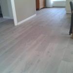 eiken houten vloer in sneek