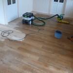 Vloer onderhoud Renovatie