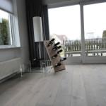 Houten vloer duo plank